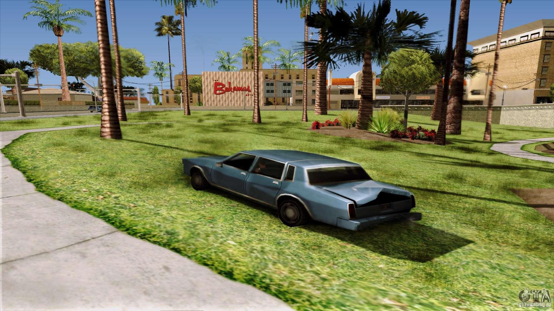 Лучший ENB для GTA San Andreas