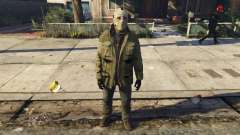 Jason Voorhes Ped model v3