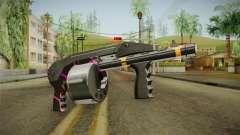 BREAKOUT Weapon 2 для GTA San Andreas