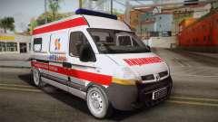 Renault Master Скорая помощь