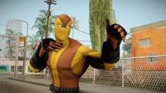 Marvel Heroes - Shocker для GTA San Andreas