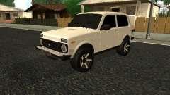Niva 2121 Armenian для GTA San Andreas