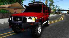 Toyota Land Cruiser 70 Off-Road V2.0