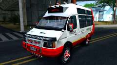 Iveco Turbo Daily V2 для GTA San Andreas