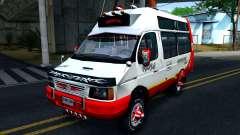 Iveco Turbo Daily V2 для GTA San Andreas