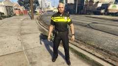 Politie PED Skin для GTA 5