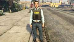 SIPA POLICE для GTA 5