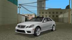 Mercedes-Benz E63 AMG TT Black Revel для GTA Vice City