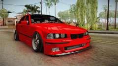 BMW M3 E36 Stance
