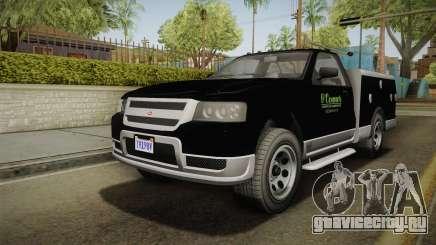 GTA 5 Vapid Utility Van для GTA San Andreas