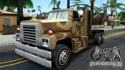 Semi BarraCKS GTA V для GTA San Andreas