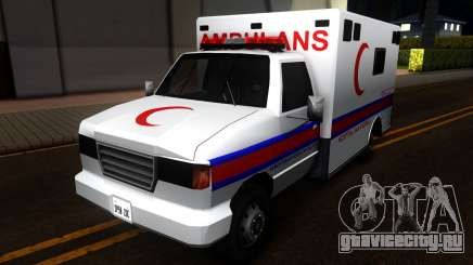 Ambulance Malaysia для GTA San Andreas