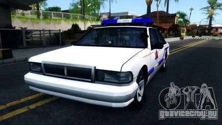 Declasse Premier Hometown Police Department 2000 для GTA San Andreas