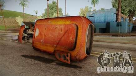 Rey Speeder from Star Wars 7 для GTA San Andreas