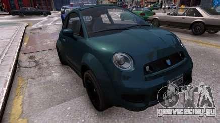 Grotti Brioso Sport для GTA 4
