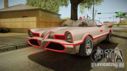 GTA 5 Vapid Peyote Batmobile 66 IVF для GTA San Andreas
