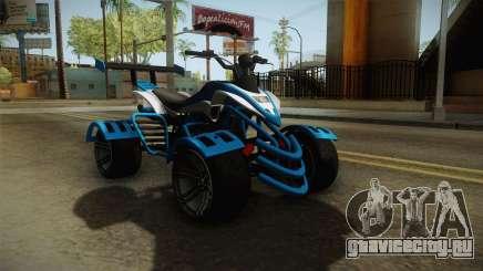 GTA 5 Nagasaki Street Blazer v1 для GTA San Andreas