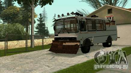 PAZ-32053 For the zombie Apocalypse для GTA San Andreas