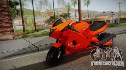 GTA 5 Hakuchou Drag для GTA San Andreas
