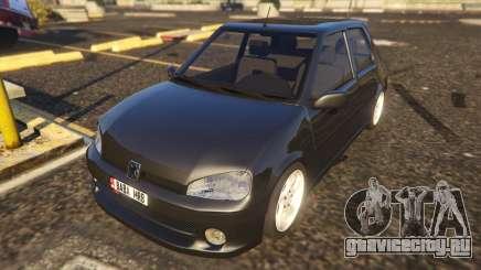 Peugeot 106 для GTA 5