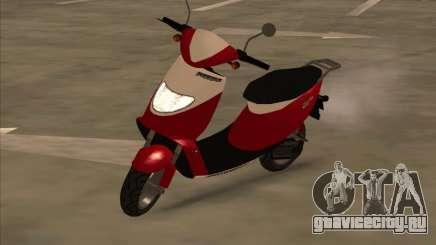 GTA IV Faggio для GTA San Andreas
