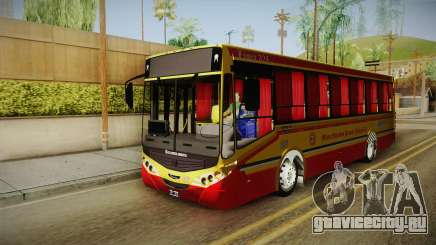 Metalpar Tronador ll El Vagabundo для GTA San Andreas