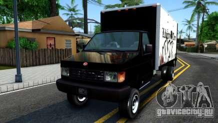 GTA IV Steed для GTA San Andreas