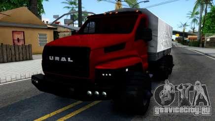 Ural Next для GTA San Andreas