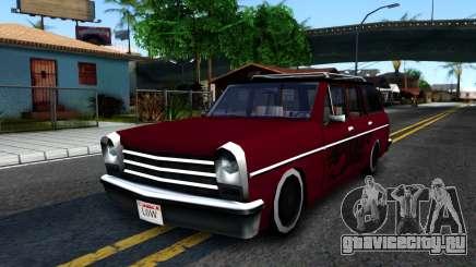 LOW Peren Without Lagguage для GTA San Andreas