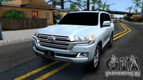 Toyota Land Cruiser 200 2016 PML Edition для GTA San Andreas
