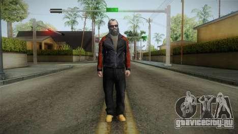 GTA 5 Trevor Sport Leather Jacket v3 для GTA San Andreas второй скриншот