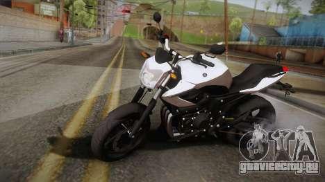 Yamaha XJ6 2013 для GTA San Andreas