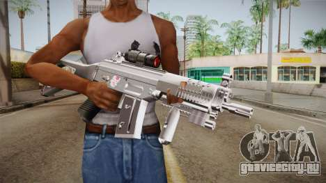 M4 No.1 для GTA San Andreas третий скриншот