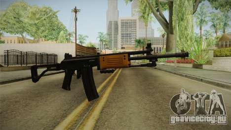 IMI Galil v2 для GTA San Andreas