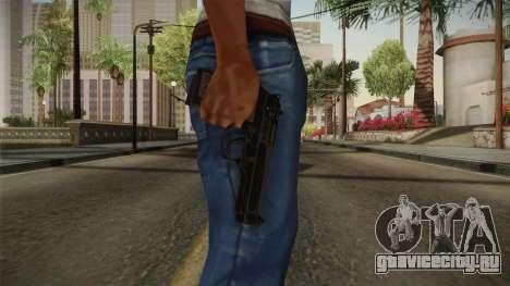 CoD 4: MW - Beretta M9 Remastered для GTA San Andreas третий скриншот