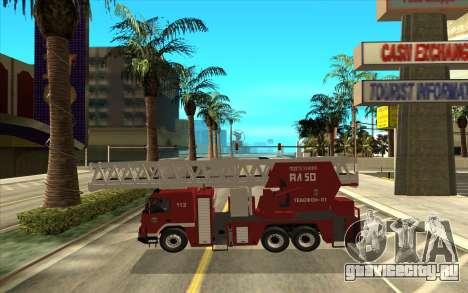 VOLVO FH13 для GTA San Andreas вид слева