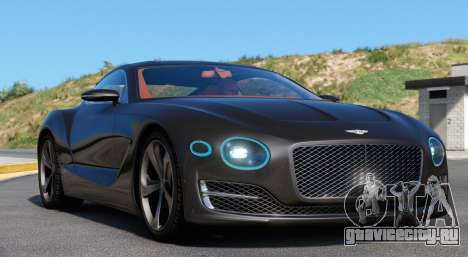 Bentley EXP 10 Speed 6 для GTA 5