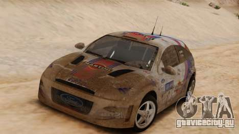 Ford Focus Touring Car для GTA San Andreas