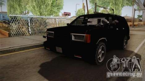 Albany Landstalker 1993 Unmarked Detective для GTA San Andreas вид справа