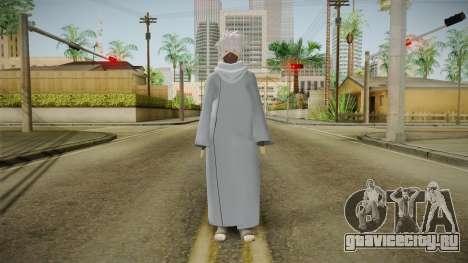 NUNS4 - Kakashi Hokage Normal Eyes для GTA San Andreas второй скриншот