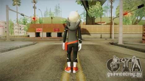 Pokémon Sun (Moon) - Gladion для GTA San Andreas третий скриншот