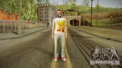 GTA 5 Halloween Skin 2 для GTA San Andreas второй скриншот