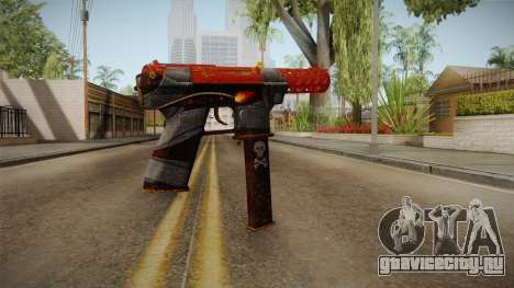 Vindi Halloween Weapon 10 для GTA San Andreas