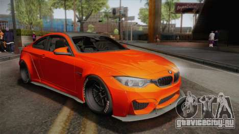 BMW M4 LB Performance для GTA San Andreas
