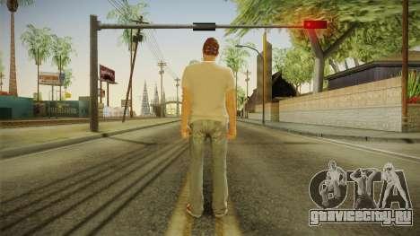 GTA 5 Halloween Skin 2 для GTA San Andreas третий скриншот