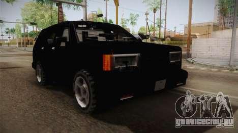 Albany Landstalker 1993 Unmarked Detective для GTA San Andreas