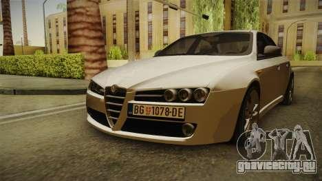 Alfa Romeo 159 для GTA San Andreas вид справа