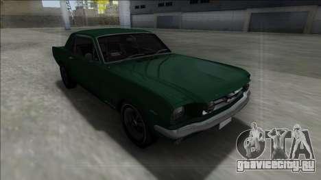 1965 Ford Mustang для GTA San Andreas