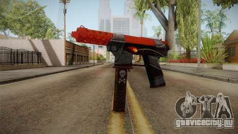 Vindi Halloween Weapon 10 для GTA San Andreas
