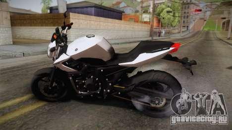 Yamaha XJ6 2013 для GTA San Andreas вид слева
